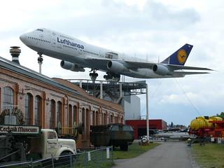 Lufthansa Boeing 747-230B(M)