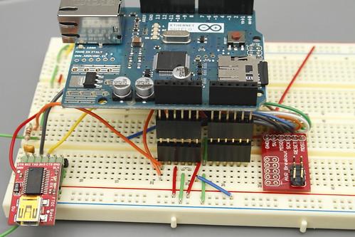 Steve marple s shield compatible breadboard arduino