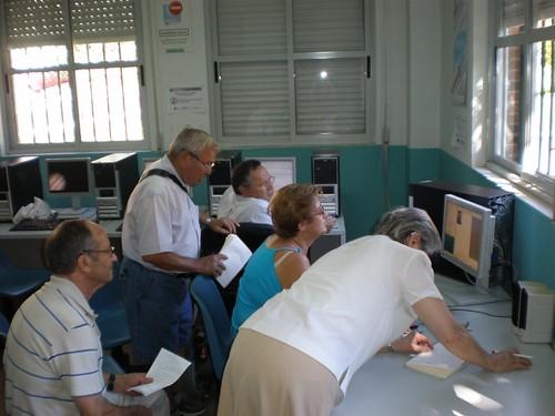 Alfabetización TIC para Mayores