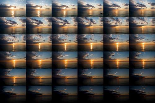 sunset lake ontario canada point timelapse photos clark 36 35 huron minutes
