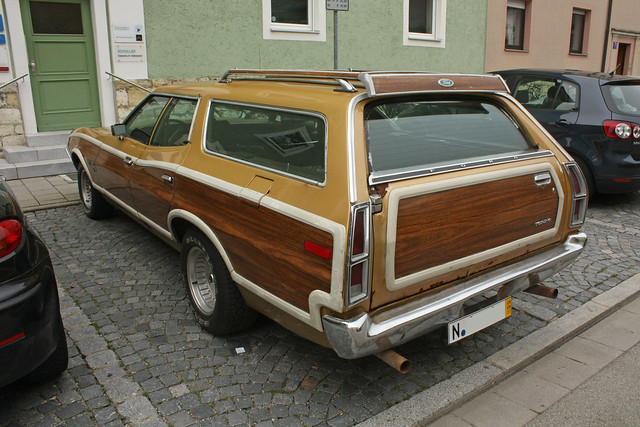 ford gran torino squire 1972 explore r0b0tr10t 39 s. Black Bedroom Furniture Sets. Home Design Ideas