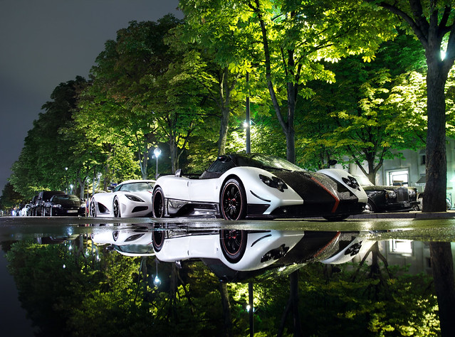 Supercars Reflection