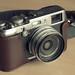 Fujifilm X100 by JonathanRowe