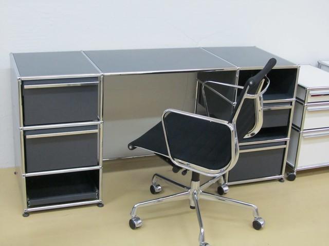 usm haller tisch korpus kombination flickr photo sharing. Black Bedroom Furniture Sets. Home Design Ideas