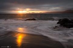 Baker Beach Sunset