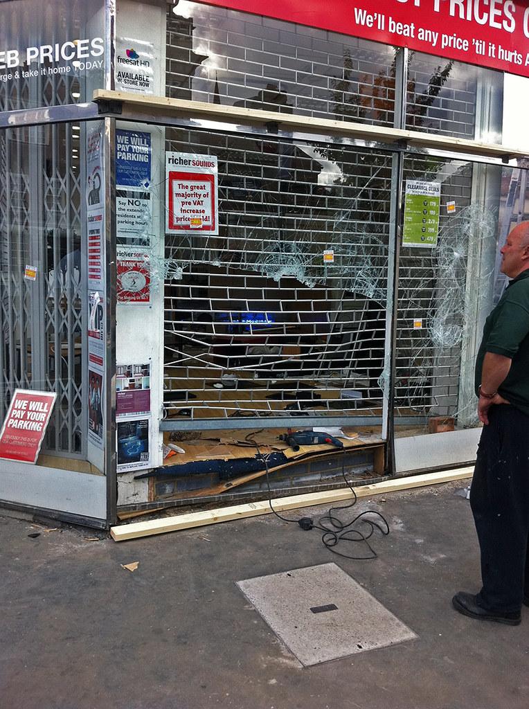 London Riot - Croydon