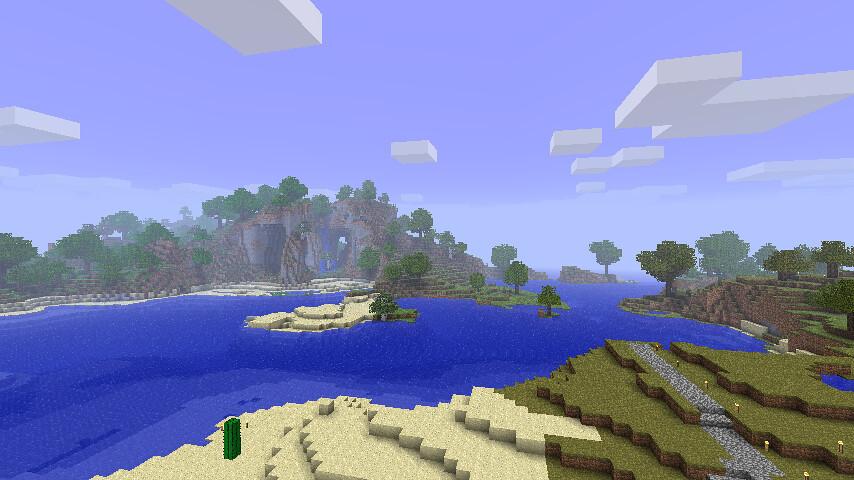 Multiplayer Minecraft