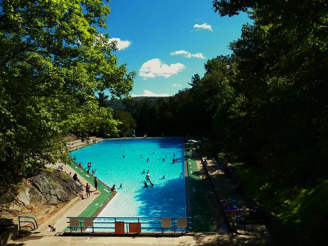 Bear Mountain Ny Pool By Billp88 Flickr Photo