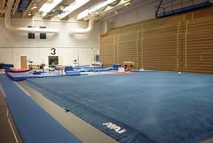 boxing ring(0.0), gym(0.0), floor(1.0), sport venue(1.0), sports(1.0), room(1.0), flooring(1.0), trampolining(1.0),