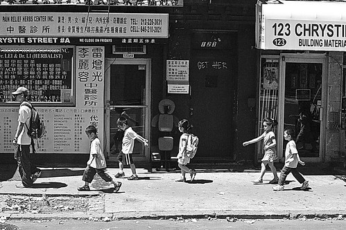 Brooklyn chinese young people