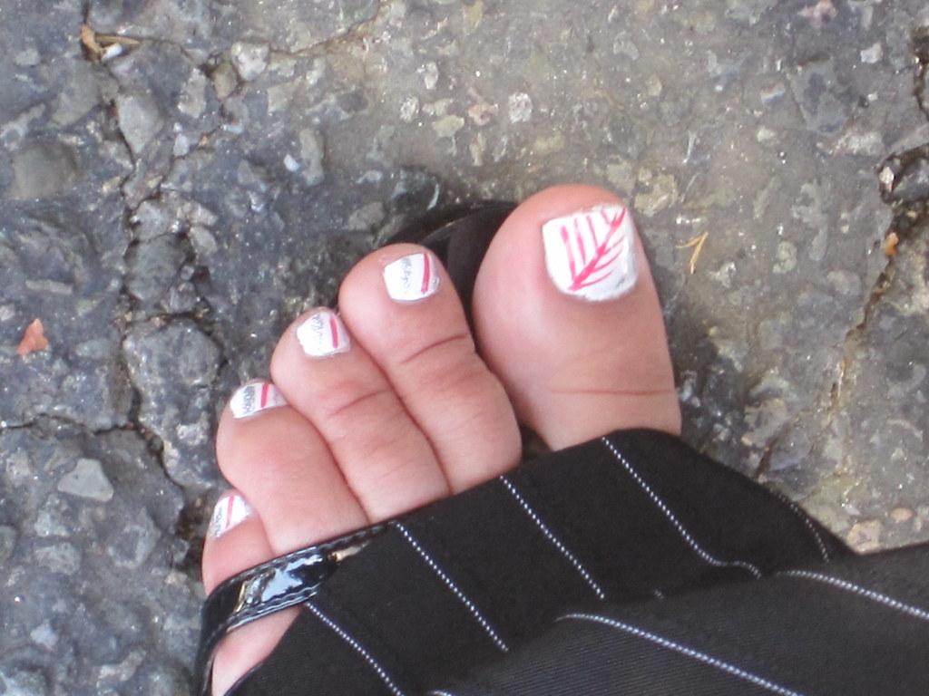 Latina feet pics
