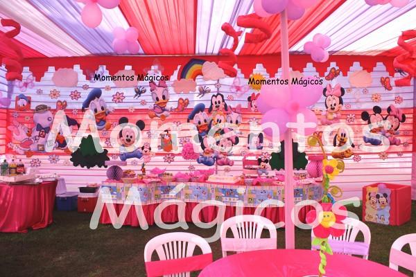 Decoracion Minnie Baby ~ decoracion mickey mouse minnie baby momentos magicos 5  Flickr