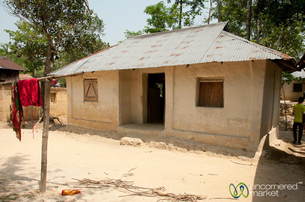 Bangladesh Village House Designs