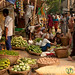Street Scene on Market Day - Bandarban, Bangladesh