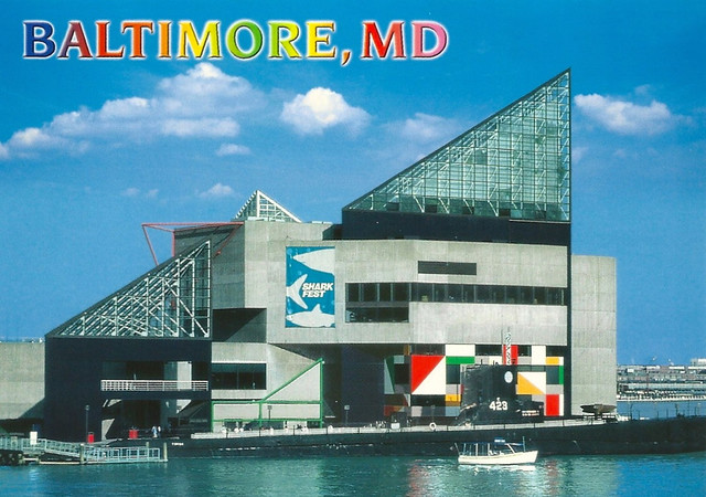 Maryland Baltimore Aquarium And Submarine Flickr Photo Sharing