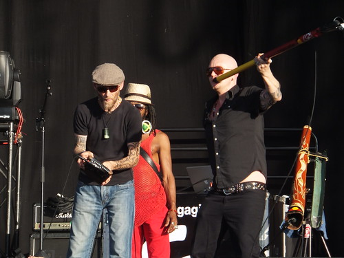 Ganga Giri at Ottawa Buesfest 2011