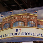 MLB 2011 FanFest - Collectors Showcase Banner