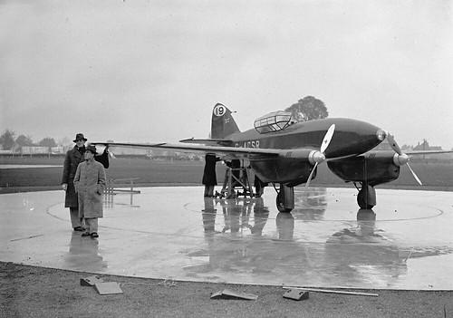 de Havilland DH.88 Comet, G-ACSR