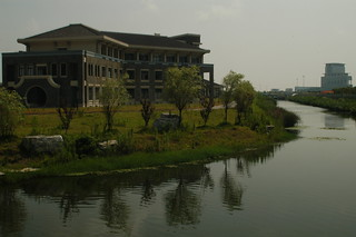 Shanghai Fisheries University Campus 4