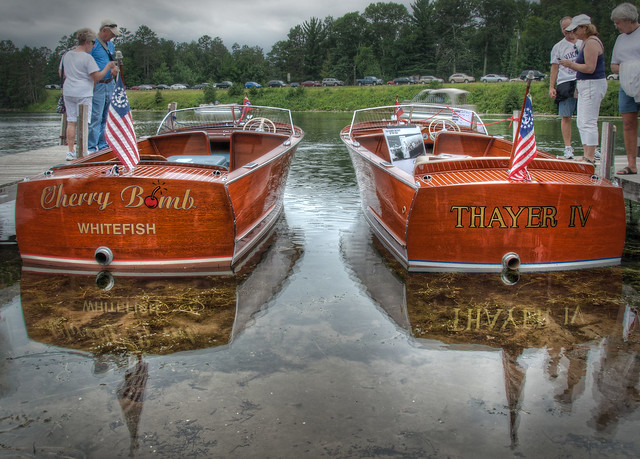 Chris Craft Style Boat Plans