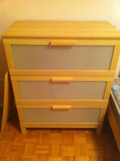 Schreibtisch Ikea Galant Buche ~ IKEA ANEBODA chest of Drawers  $40  Flickr  Photo Sharing!