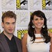 Small photo of Robin Dunne & Amanda Tapping