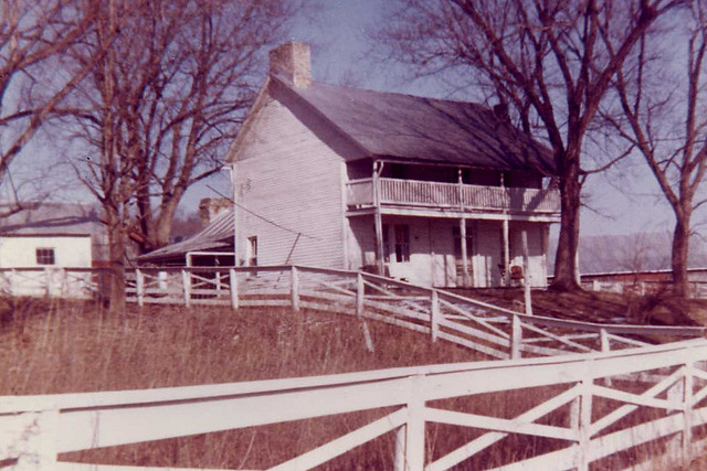 Angle Finder App >> Old Treber Inn, West Union, Ohio | Photo by my Great Aunt Be… | Flickr - Photo Sharing!