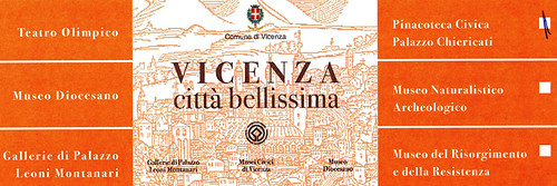 Museum Card Vicenza