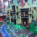 Harry Potter Display Case: - LEGO Booth at Comic Con - 10