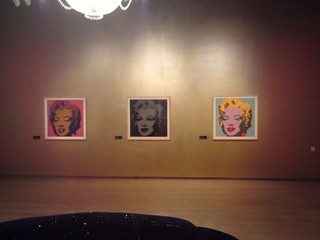 Three Marilyn's
