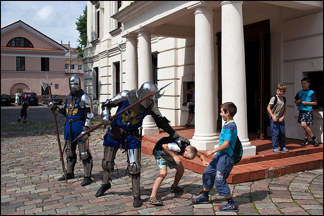 Knights - Kaunas, Lithuania