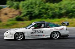 race car, auto racing, automobile, racing, vehicle, stock car racing, sports, performance car, automotive design, motorsport, rallycross, nissan 240sx, sports car,