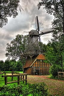 Hüven - Hüvener Mühle 03
