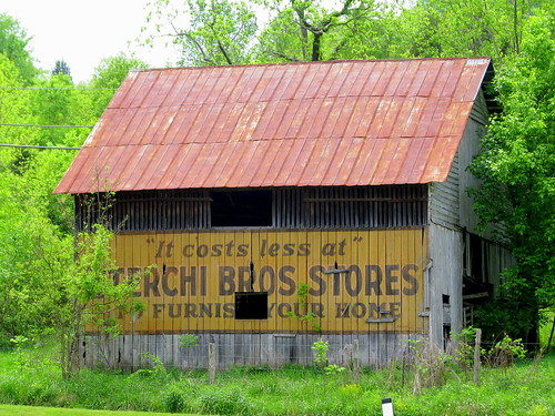 Sterchi Bros. Stores Barn