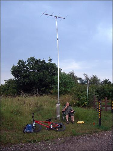 M0TAZ /P VHF UKAC 2.8.2011