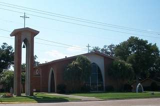 Immaculate Conception Church, Liberty, Texas