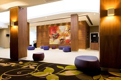 reception Hotel Crowne Plaza Amsterdam