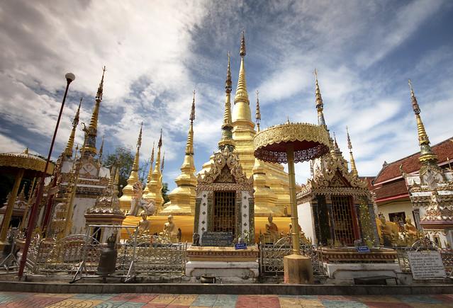 Wat Phra Tat Ban Tak.