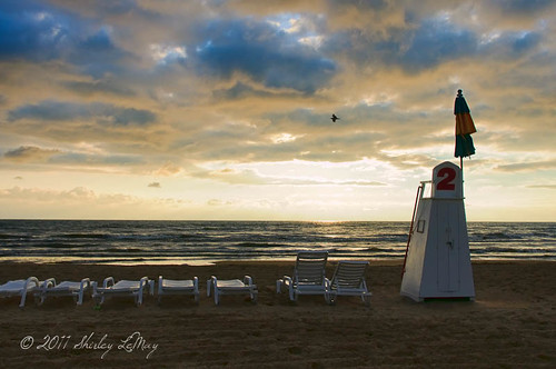 beach water sunrise lakeerie august cedarpoint sandusky d300 2011 topazadjust