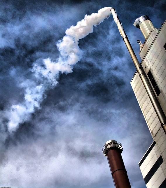 chimneys II