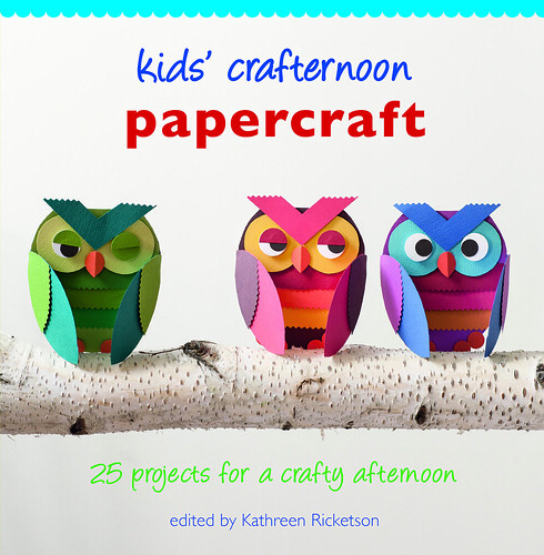 Kids' Crafternoon Papercraft