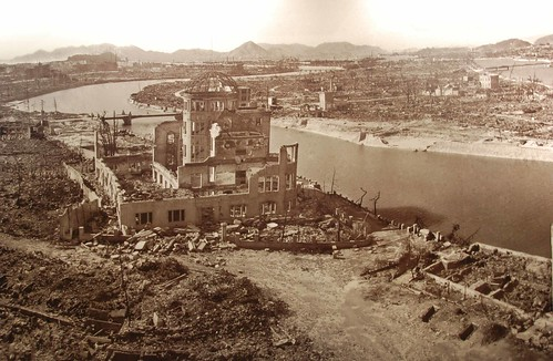 Hiroshima 1945 photo