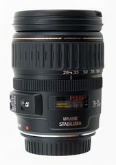 Canon 28-135mm EF f/3.5-5.6 IS USM lens
