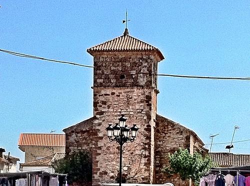 Iglesia San Bartolomé - Viveros