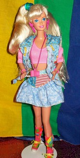 1990 All American  Barbie