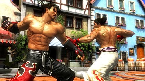 Tekken Tag Tournament 2 Slated For Holiday 2012 - VGA Trailer