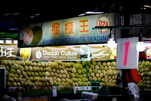 Singapore/Geylang - Durian Stall 10