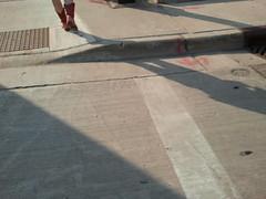 asphalt, sidewalk, road, concrete, road surface, infrastructure,