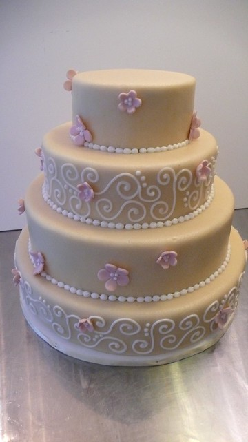 Natural Marzipan Wedding Cake Flickr Photo Sharing