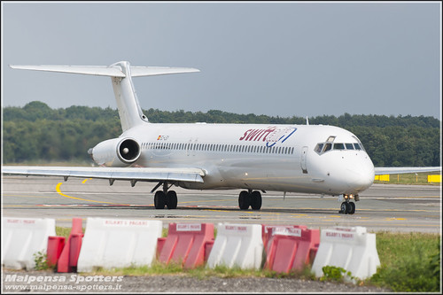 Swiftair - McDonnell Douglas MD-83 (DC-9-83) - EC-LEY